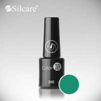 Silcare Gel Color it - №260    _ 8g