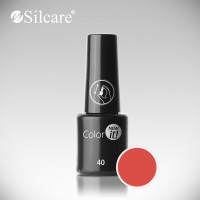 Silcare Gel Color it - №40    _ 8g