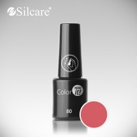 Silcare Gel Color it - №80   _ 8g