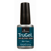Ez TruGel Blue Topaz 14ml - гелевый лак